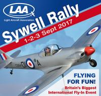 LAA Sywell rally  1st 2nd and 3rd September